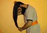 Сикхи никогда не стригут волос